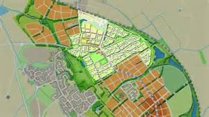 Site Plans For Houses first phase of northstowe planning application submitted