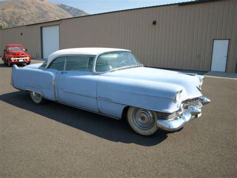 1954 Cadillac 4 Door by 1954 Cadillac 2 Door Coupe