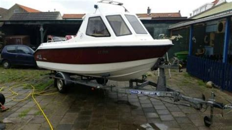 warrior visboot te koop warrior 170 allround visboot advertentie 530388
