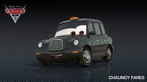 a113animation new cars 2 characters