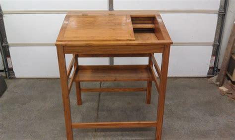 Plans For Wood Standing Desk