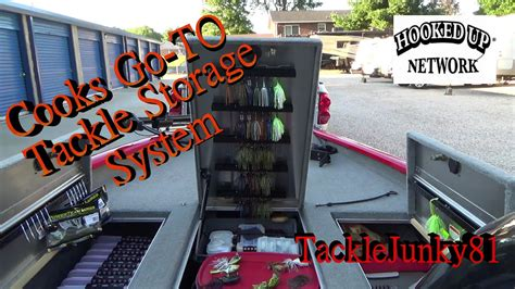 tackle organization storage cooks   tackle system