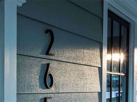 house numbers for vinyl siding centennial smart siding lp trim vinyl siding house numbers scottish home improvements