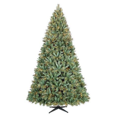 9 ft pre lit philips balsam fir artificial chri target