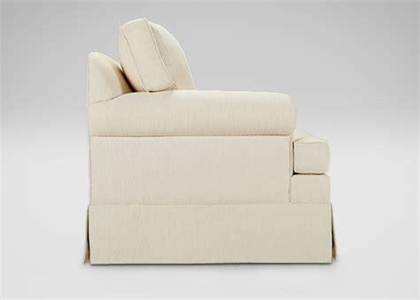 ethan allen paramount sofa paramount panel arm t cushion sofa sofas loveseats