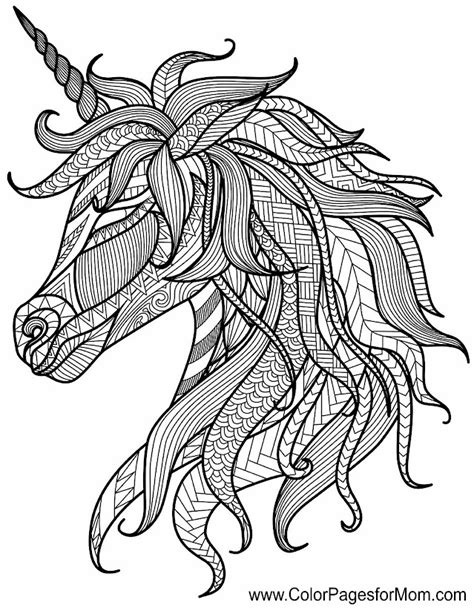 free coloring pages for adults animals animals 147 advanced coloring page