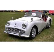 1959 Triumph TR3 Photos Informations Articles