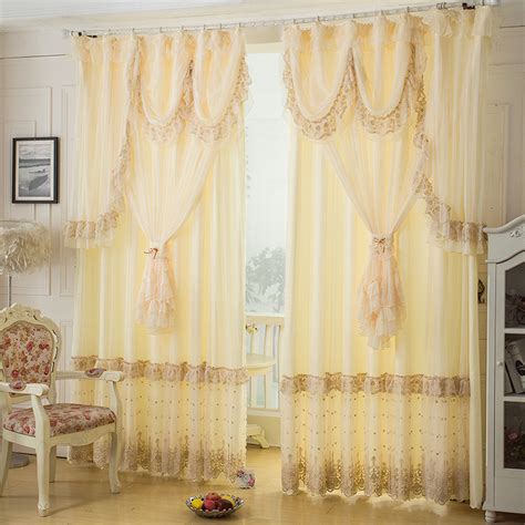 custom made window curtains aliexpress com buy luxury embroidered wedding ceiling