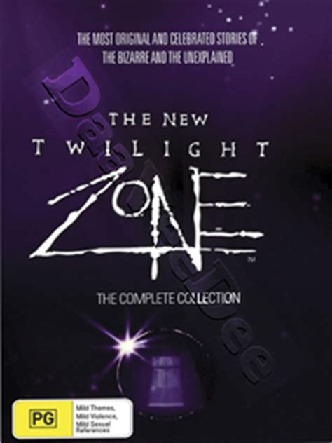 The Twilight Zone Complete Set Season 4 Bluray daaveedee dvds