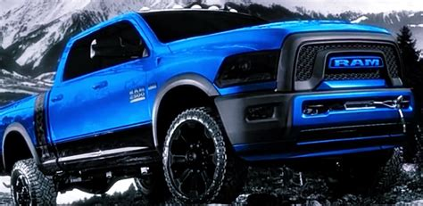 When Do 2020 Dodge Rams Come Out by 2018 Ram Power Wagon Hellcat Dodge Review Release