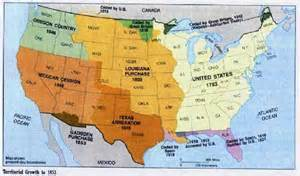 Expansion Of The United States Map by Mrwoodkis Manifest Destiny F