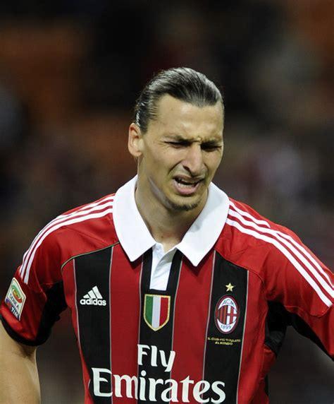 Ac Milan Zlatan Ibrahimovic zlatan ibrahimovic pictures ac milan v atalanta bc