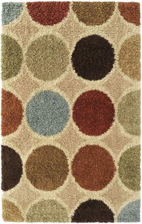 circle shag rugs circle concepts shag rug by surya rosenberryrooms