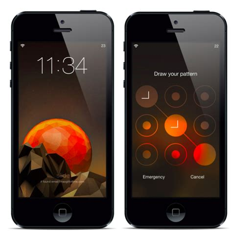 themes for jailbreak iphone 5 ios 7 jailbreak themes 7 awesome theme ideas for iphone