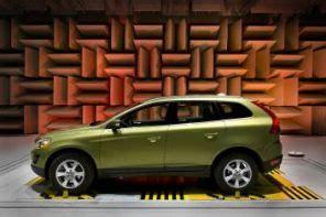 auto innovations volvo cars se dote dun nouveau laboratoire acoustique