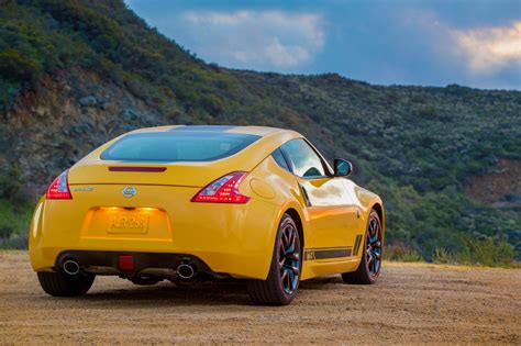 nissan z 2018 nissan 370z starts at 30 875 the torque report