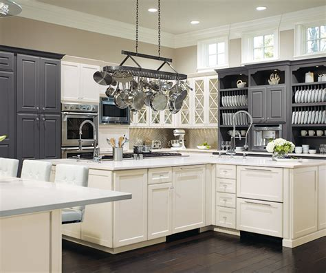 oyster kitchen cabinets ascot glazed oyster and