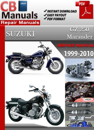 free online car repair manuals download 2010 suzuki equator auto manual suzuki gz 250 marauder 1999 2010 service repair manual ebooks automotive