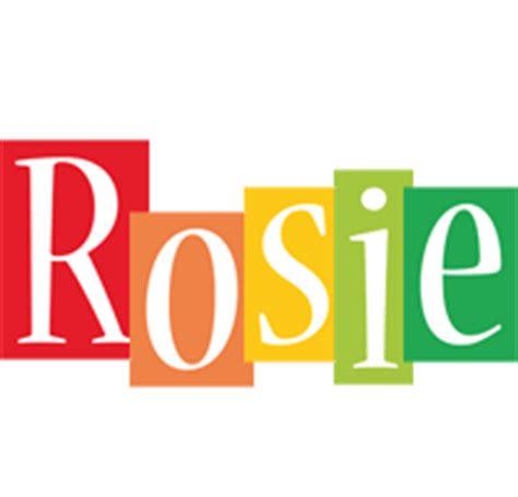 Flower Friends Rosies Colours Rosie Logo Name Logo Generator Smoothie Summer
