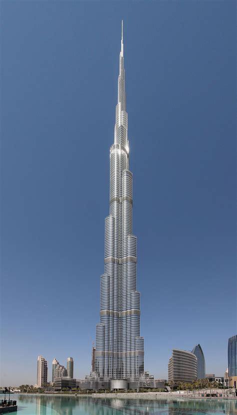 How Many Floors In Burj Khalifa by Skyscraper