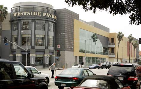 Westside Pavilion smoke near westside pavilion leads to theater mall evacuation la times
