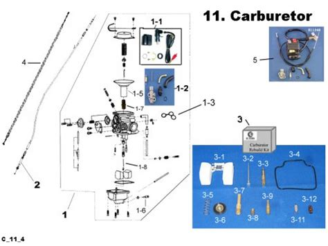 50cc scooter carburetor diagram eton 50cc mikuni carb wiring diagrams repair wiring scheme