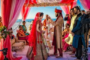 Janki   Sahil Clearwater Indian Wedding Sneak Peek   Miami