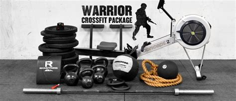 crossfit equipment packages garage crossfit wod