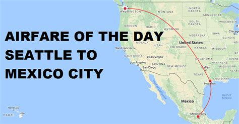airfare   day united airlines seattle  mexico city economy class   trip