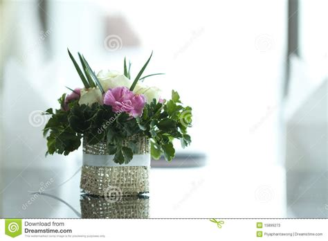 flowers on table colorful flower on table stock photos image 15899273