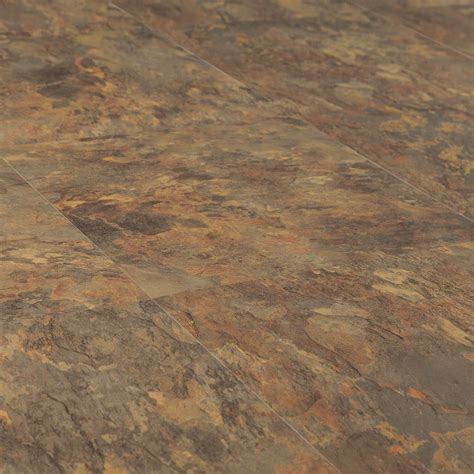 Peel And Stick Vinyl Tile. Affordable Red Stone Peel And