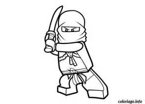 coloriage epee ninjago zane dessin dessin