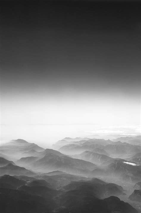 images horizon mountain light cloud black