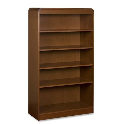Shelf Depth by Lorell 5 Shelves Bookcase 36 Quot Width X 12 Quot Depth X 60
