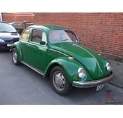 Classic Vw Beetle 1600 Green Tax Exempt