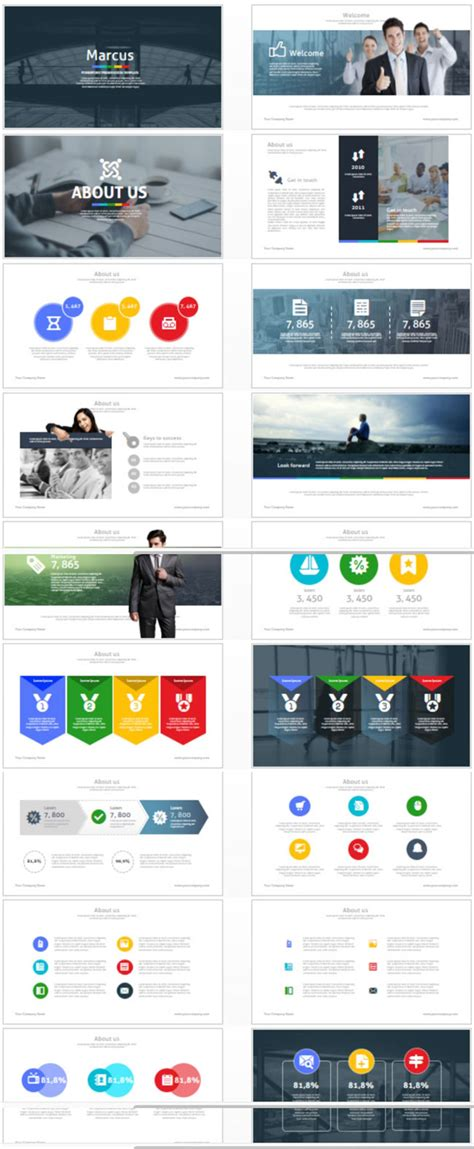 35 Amazing Powerpoint Templates 2017 Designmaz Amazing Presentation Templates