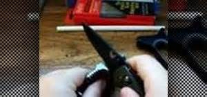 how to sharpen a hook knife how to sharpen a hook knife 171 knives swords wonderhowto