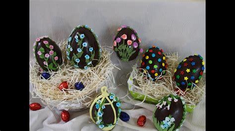 decorar huevos de pascua glase decoraci 243 n de huevos de pascua youtube