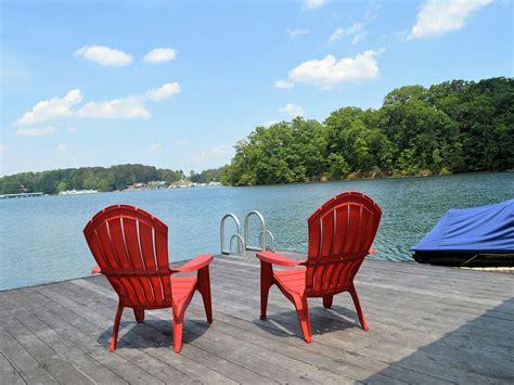 tiki hut lake keowee comfortably designed lake keowee waterfront minutes to
