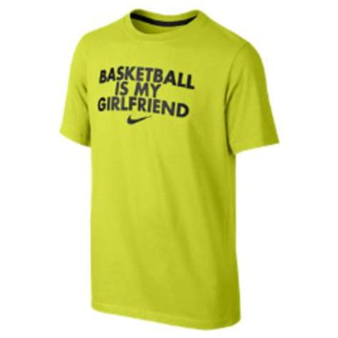 T Shirt Nike My Is nike quot basketball is my quot boys from nike