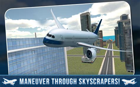 Track Jump Up Planes real air pilot flight plane 3d 1mobile