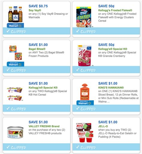 no software printable grocery coupons printable grocery food coupons end of july simple