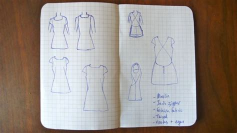 design clothes from scratch how to turn your dress ideas into reality by making a