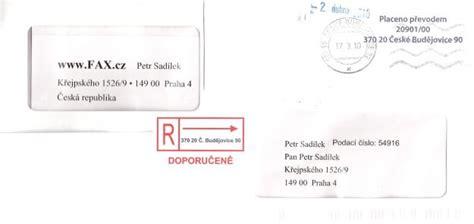 invio lettere invio di lettere duofax