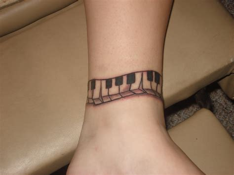 piano tattoo key tattoos designs ideas and meaning tattoos for you