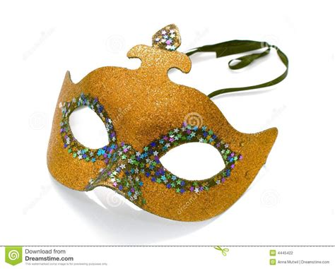 Pibamy Gold Mask Pibamy Time Gold Mask gold mask stock photography image 4445422