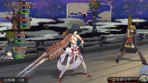 what happened to oreshika tainted bloodlines for vita neogaf