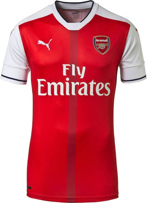 arsenal fc home jersey   football factory