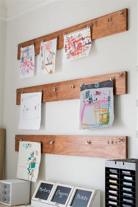 how to display art prints 25 best ideas about playroom wall decor on pinterest
