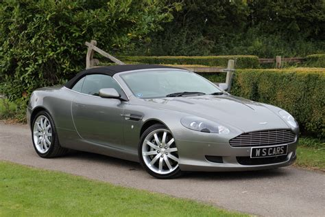 2007 Aston Martin by 2007 Aston Martin Db9 Voltane Pictures Information And